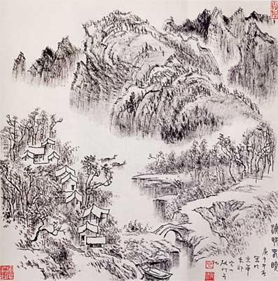 毛泽东剪纸图案