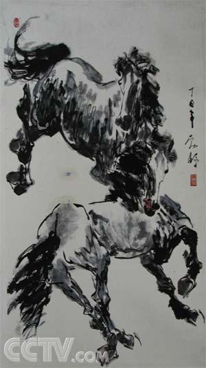 【转载】画家刘勃舒 - 见新 - shuimohuajia见新的博客