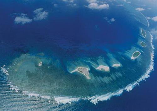 中国南部的明珠 西沙群岛