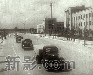"""""""解放""""新中国第一辆自产汽车的故事"""
