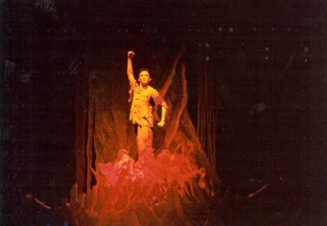 洪常青/芭蕾舞剧《红色娘子军》即将在北展演出央视国际(2005年06月23...