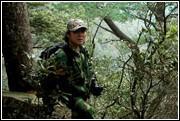 《森林隐士》摄像师余运森