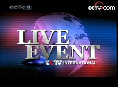 CCTV'slivecoverageonWenchuanquake