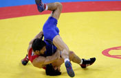 Cejudo and Matsunaga move to final of Men´s Freestyle Wrestling 55kg class