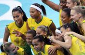 Brazil meets Japan in Women´s Volleyball quarterfinals
