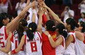 China beats Belarus in women´s basketball quartefinal