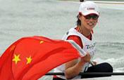 China´s Xu wins historic Laser Radial bronze at sailing