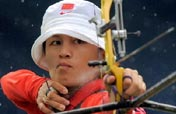 Archer Zhang hopes gold will inspire youngsters