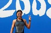 Russian Larisa Ilchenko wins women´s 10km marathon swimming Olympic gold