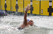 Russia´s Ilchenko snatches first Olympic open water gold