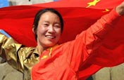 Yin wins China´s first Sailing gold