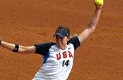 US beats Japan in Women´s Softball semifinal