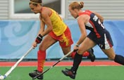 Golden goal gifts Spain 3-2 win over U.S. in Olympic women´s hockey