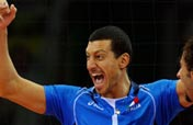Italy beats Poland to enter Men´s Volleyball semifinal