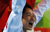China´s Wu Jingyu wins women´s 49kg taekwondo gold
