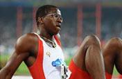 Robles breezes to men´s 110m hurdles finals