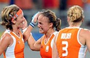 Roundup: History-making China to meet Netherlands in Olympic women´s hockey final