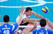 U.S. beat Serbia 3-2 in volleyball quarterfinal