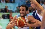 Argentina beat Greece 80-78 in men´s basketball quarterfinal