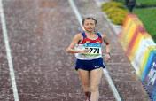 Russian Olga Kaniskina wins women´s 20km walk gold