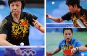China´s women table tennis seeds enter world´s top 8