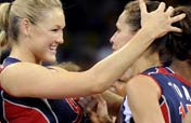 US sails to first Women´s Volleyball final in 24 years