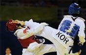 S Korean Lim wins women´s 57kg taekwondo gold