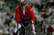 Canadian Lamaze wins jumping individual gold