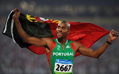 Evora takes Portugal´s 1st gold by winning men´s triple