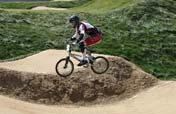 Latvian Strombergs wins first-ever Olympic men´s BMX gold