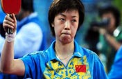 China´s Zhang, Wang to fight for women´s singles gold in Olympic table tennis