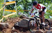 German Spitz wins women´s cross country mountain bike gold