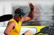 Wallace of Australia wins men´s kayak single (K1) gold
