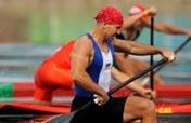 Opalev of Russia wins men´s canoe single (C1) 500m gold