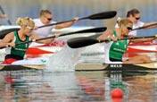Hungary wins women´s kayak double (K2) 500m gold