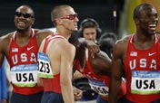 USA wins men´s 4x400m relay with new Olympic record