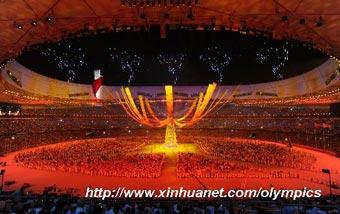 After seventeen days of excitement, passion and glory, the twenty-ninth Olympic Games concluded in Beijing on Sunday night.