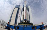 Shenzhou launch center -- Dongfeng Aerospace City
