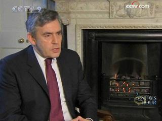 BritishPrimeMinisters,GoldenBrown.(CCTV.com)