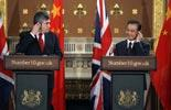 China, Britain agree to strengthen co-op