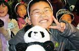 Panda pair remain a sensation in Taiwan