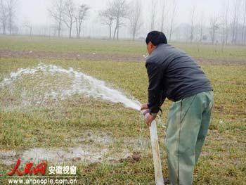 An increase in irrigation and rainfall has helped ease the drought sweeping through many parts of China.