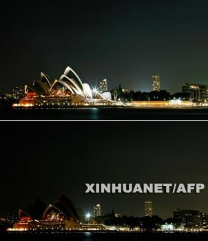 Earth Hour was launched in Sydney, Australia