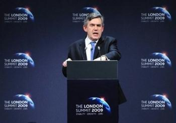 UK Prime Minister Gordon Brown says the G20 will hold a third summit this September in New York. It will discuss China's proposal of creating a new currency, to eventually replace the US dollar as the global benchmark.