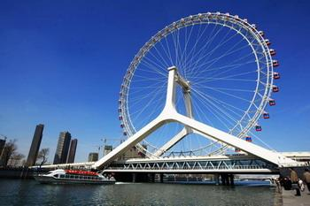 'The observation wheel