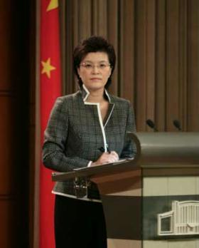A Foreign Ministry spokeswoman says China disapproves of any new UN resolution on the DPRK's recent rocket launch.