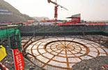 China begins construction of 1st 3-G nuclear power plant