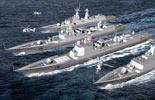 Backgrounder: 60 years of naval development