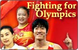 Fighting for Olympics -- Stories behind Olympic Games