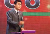 今天的现场人气奖被新疆医大的法鲁克·买尔旦轻松摘得!